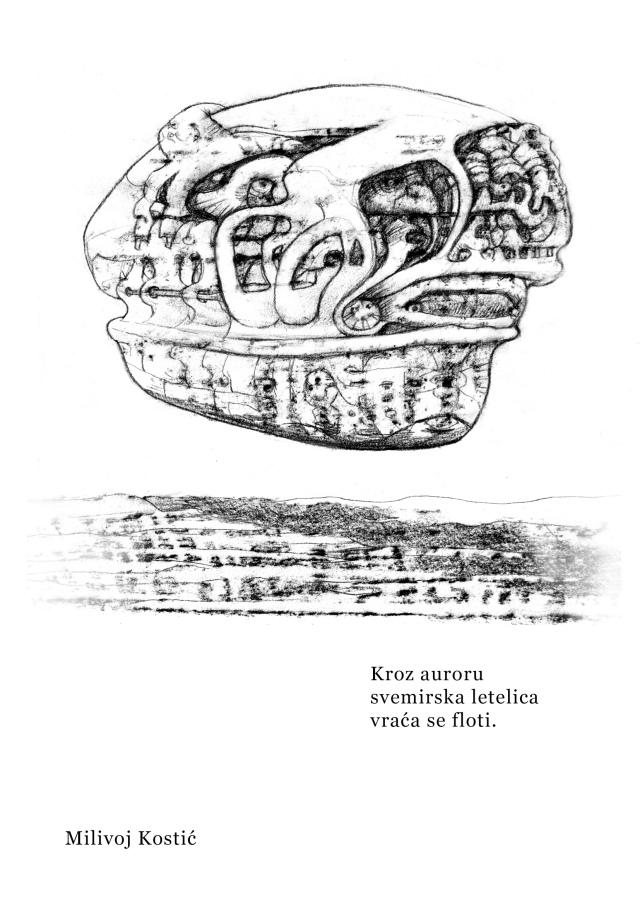 Milivoj Kostić, Kroz auroru