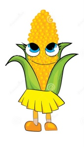 corn-cartoon-vector-illustration-girl-43414192