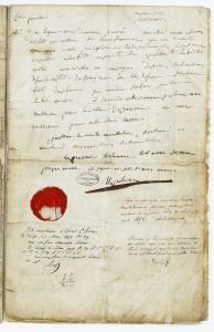 Testament_de_Napoléon_Ier._Page_5_-_Archives_Nationales_-_AE-I-13-21a