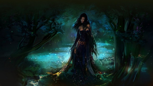 7020140-dark-forest-fantasy-girl