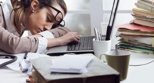 bigstock-Tired-Businesswoman-52212805
