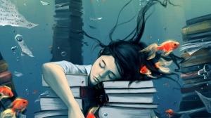 girl-fish-book-art-dream-bubble-9171