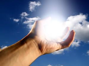 god_bless_of_hand_reaching_for_sky