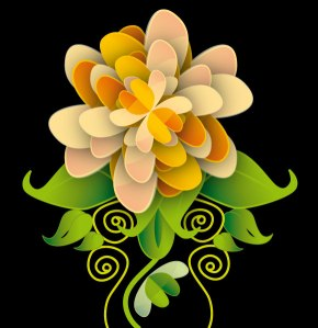 vector-art-flower